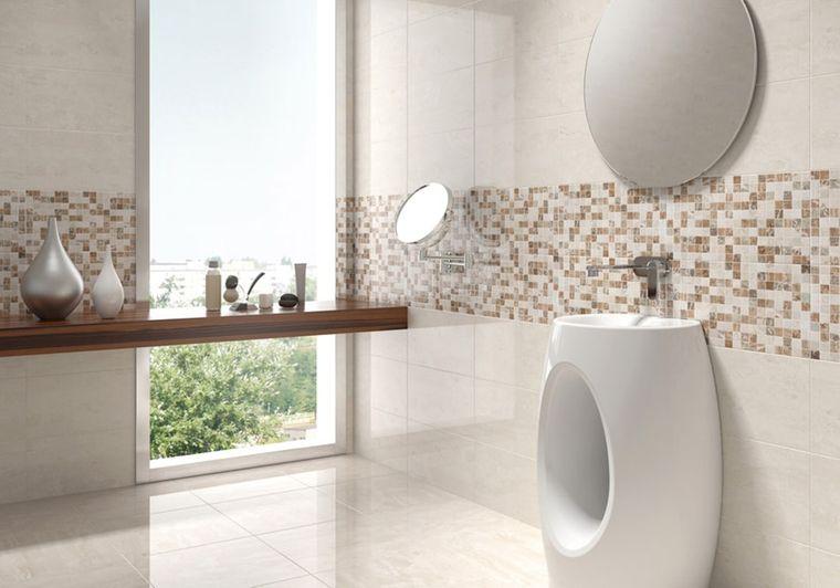 baños modernos azulejos baño
