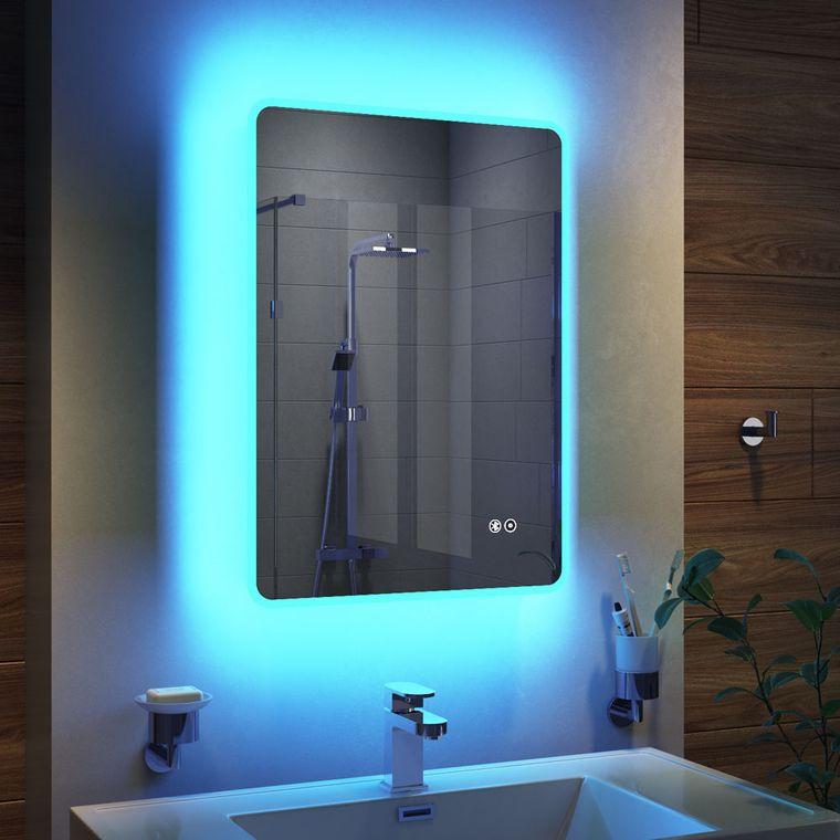 baños modernos espejo tecnologia
