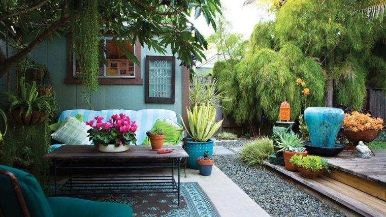 cambio de imagen decoracion jardin