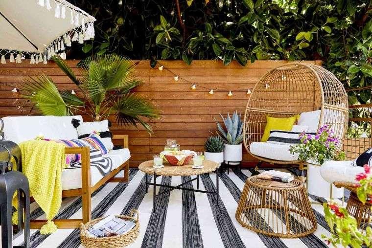 cambio de imagen muebles duraderos jardin