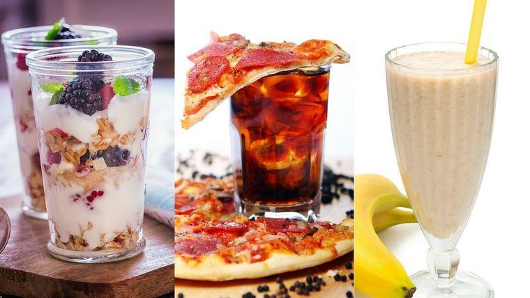 Combinación de alimentos que pueden ser dañinas para tu cuerpo
