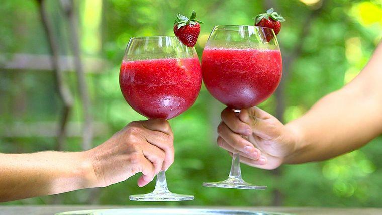 cómo combatir el calor bebidas heladas
