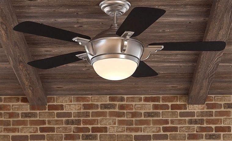cómo combatir el calor ventilador techo