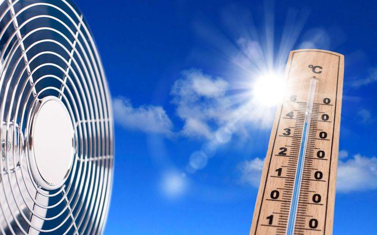 cómo combatir el calor verano