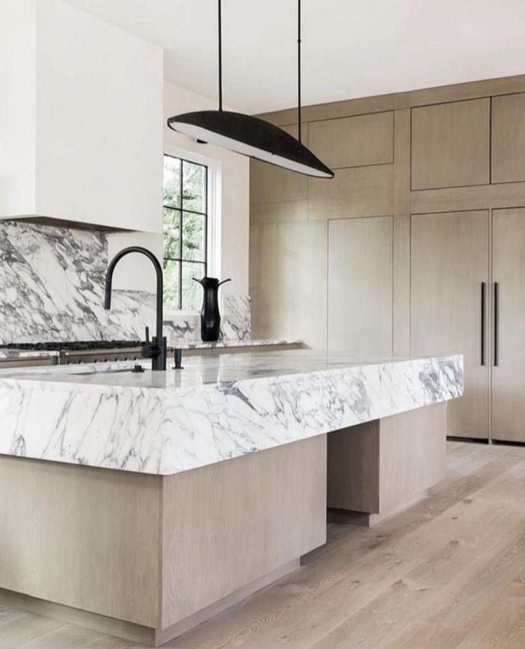 disenos-para-cocinas-encimera-marmol-grande