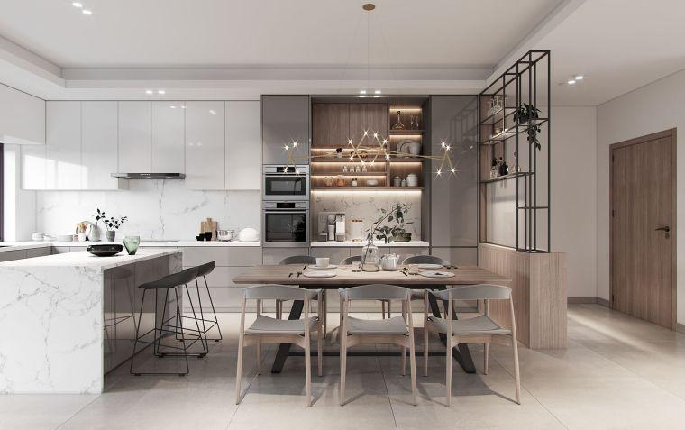 disenos-para-cocinas-ideas-crear-espacios-modernos