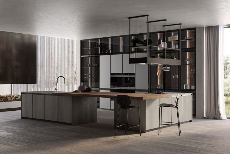 "designs-for-kitchens-island-shape-l ""width ="" 760 ""height ="" 508 ""srcset ="" https: // home and design .com / wp-content / uploads / 2020/08 / disenos-para-cocina-isla-forma-l.jpg 760w, https://casaydiseno.com/wp-content/uploads/2020/08/disenos-para- kitchens-island-shape-l-720x480.jpg 720w ""tamanhos ="" (largura máxima: 760px) 100vw, 760px ""/> <img data-count="