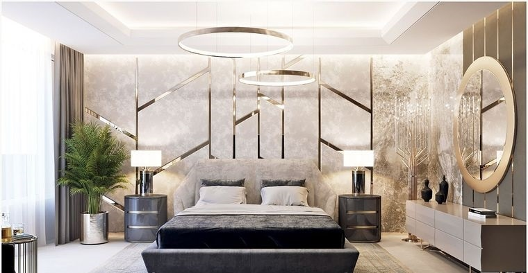 dormitorios modernos en 2020