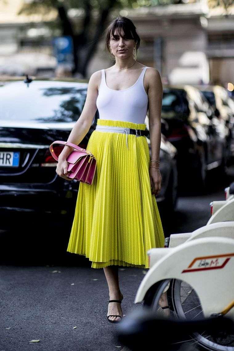 falda-bella-color-llamativo