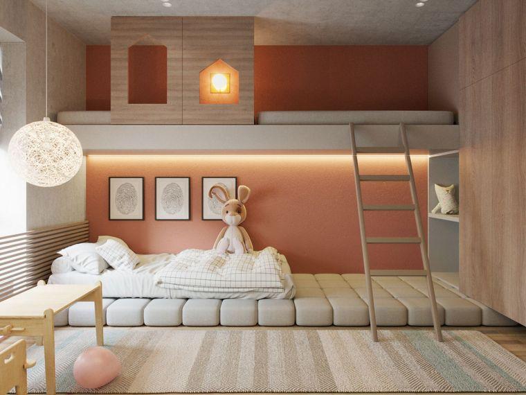habitaciones infantiles acogedoras