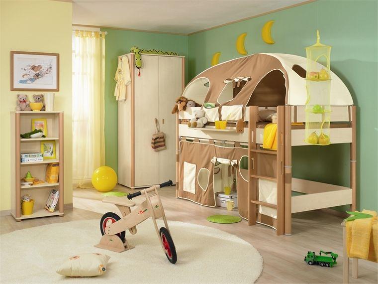 habitaciones infantiles inspiradoras