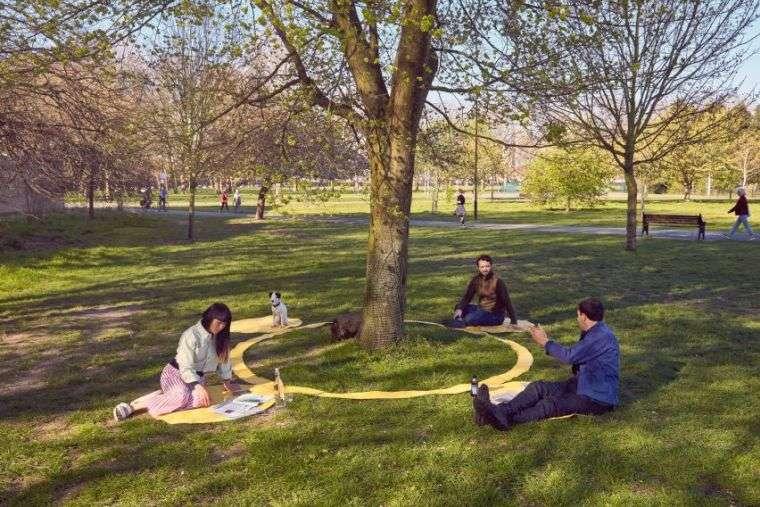 ideas creativas reunion con distancia