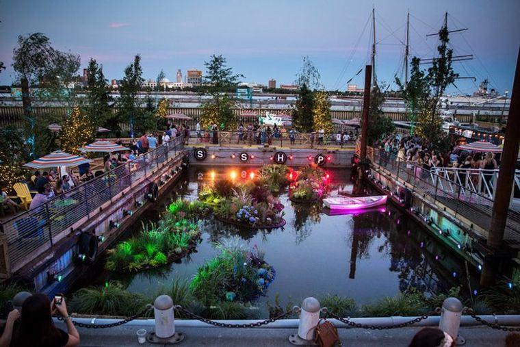los jardines flotantes proyecto