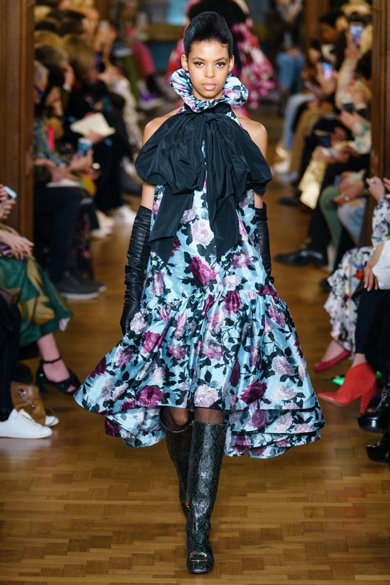 moda-otono-invierno-2020-vestido-flores