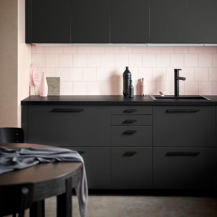 muebles-negros-cocina-estilo