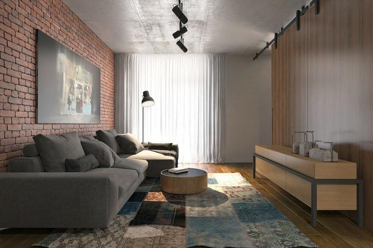 pared-ladrillo-expuesto-sala-estar