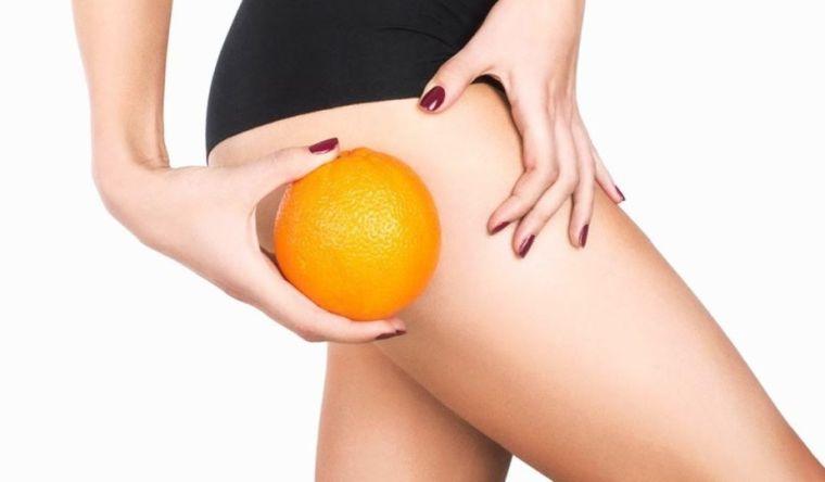 piel de naranja bultos hoyuelos