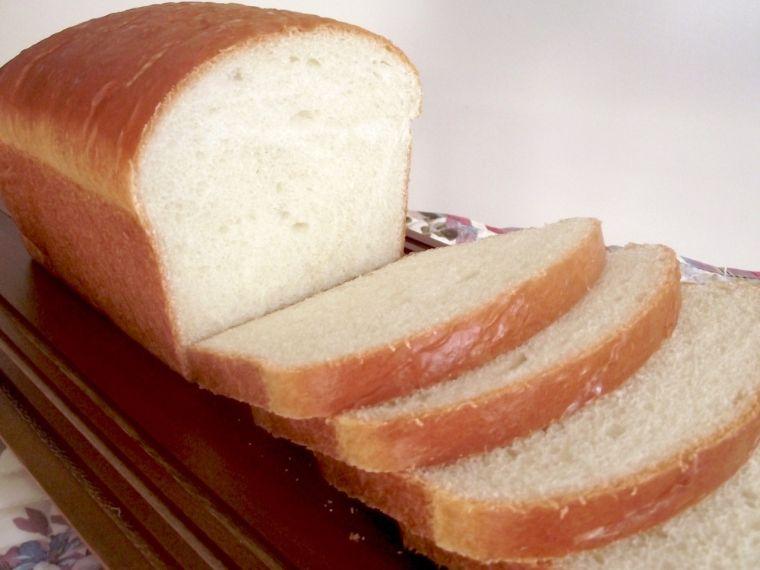 piel de naranja pan blanco