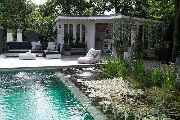 piscina natural diseño