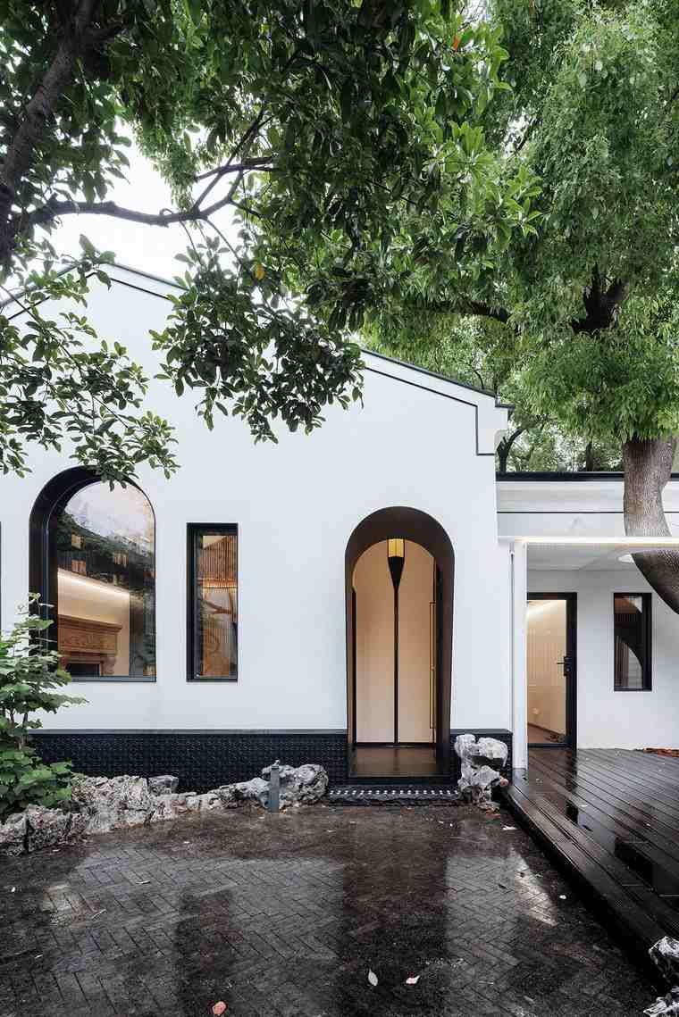 proyecto casa entrada