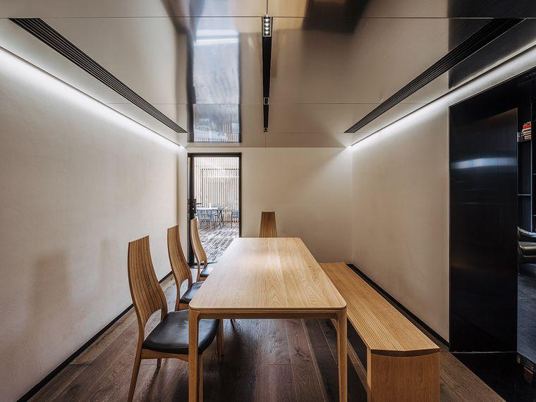 proyecto casa shangai interior