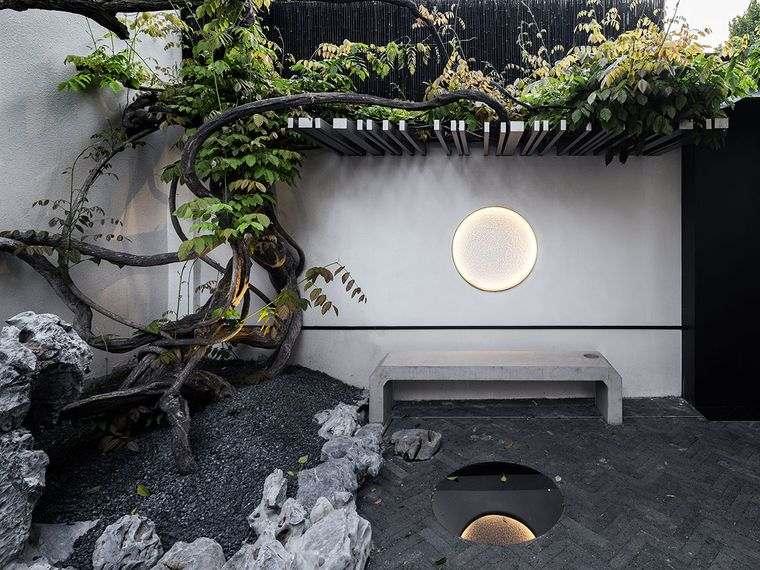 proyecto patio casa