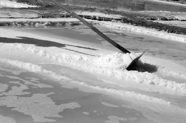 sal marina piscinas de evaporacion