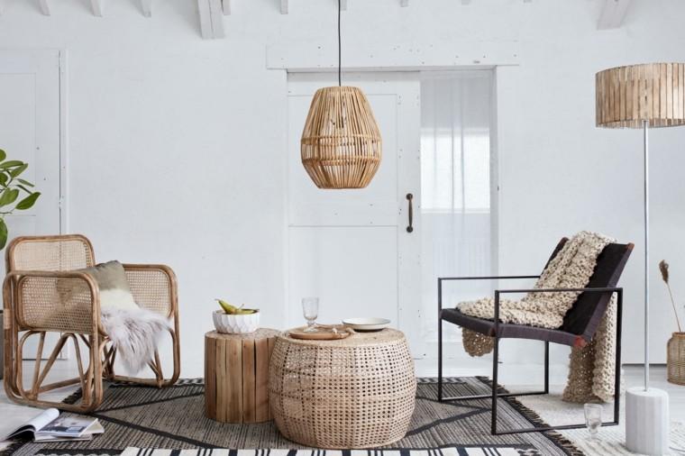 sala-de-estar-moderna-estilo-muebles-rattan
