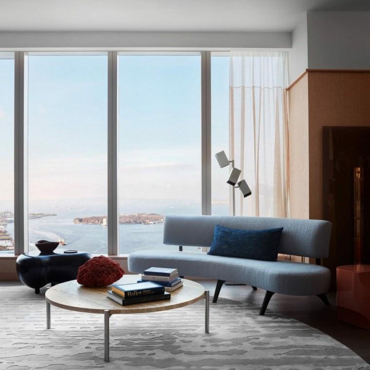 sala de esta moderna opciones-estilo
