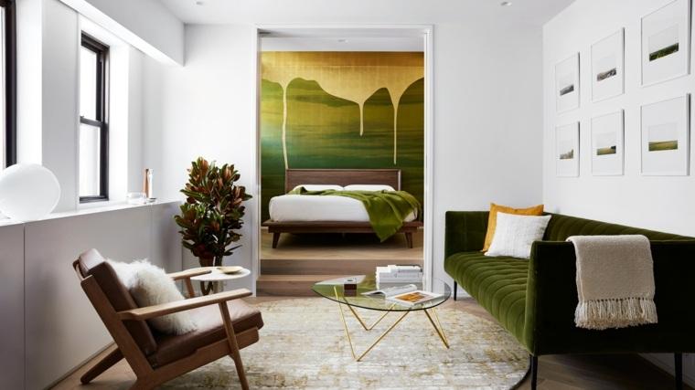 sala-de-estar-moderna-sofa-verde