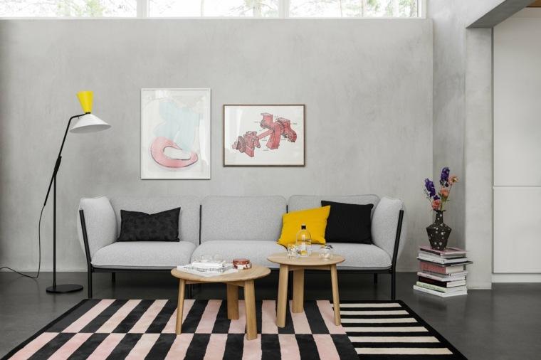 Sala de estar moderna sala-estar-diseno-ideas