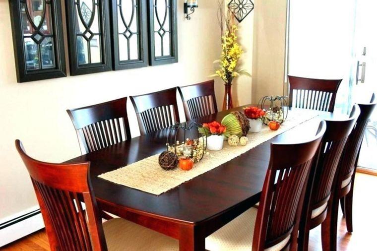 salón comedor decoracion sencilla