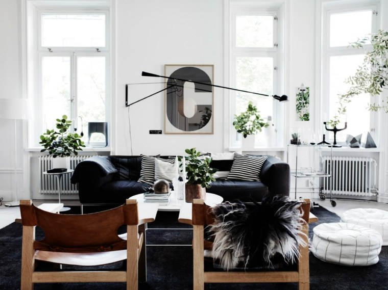sofa-color-negro-estilo-sala