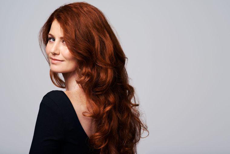 colores de moda para el cabello -ideas