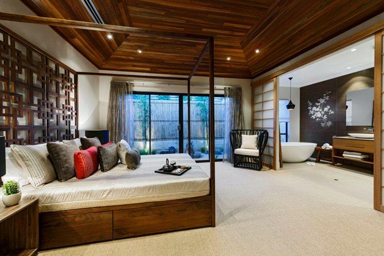 cama-dosel-madera-estilo-moda