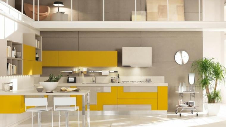 cocina-blanca-amarilla-diseno