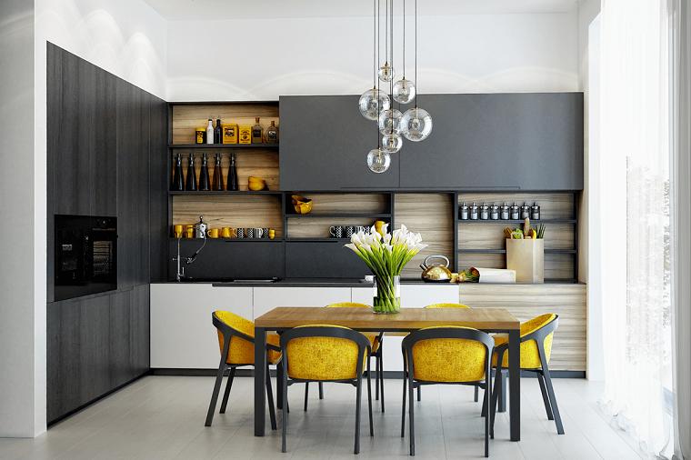 cocina-comedor-estilo-ideas