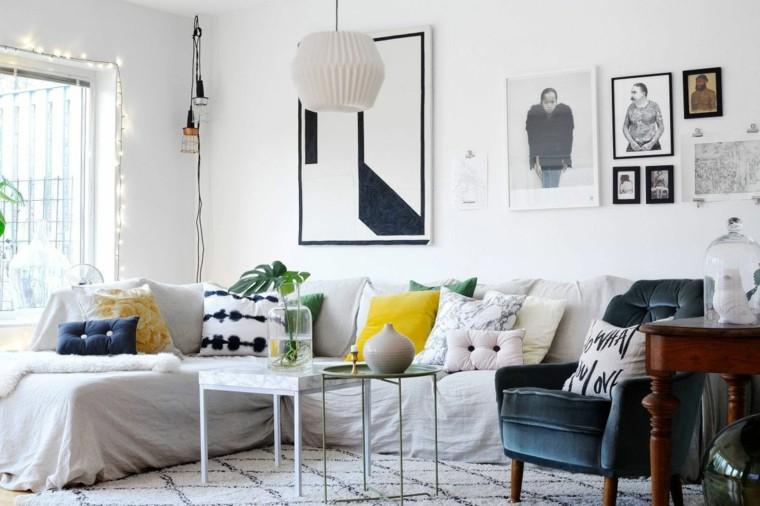 cojines-decorativos-salon-escandinavo
