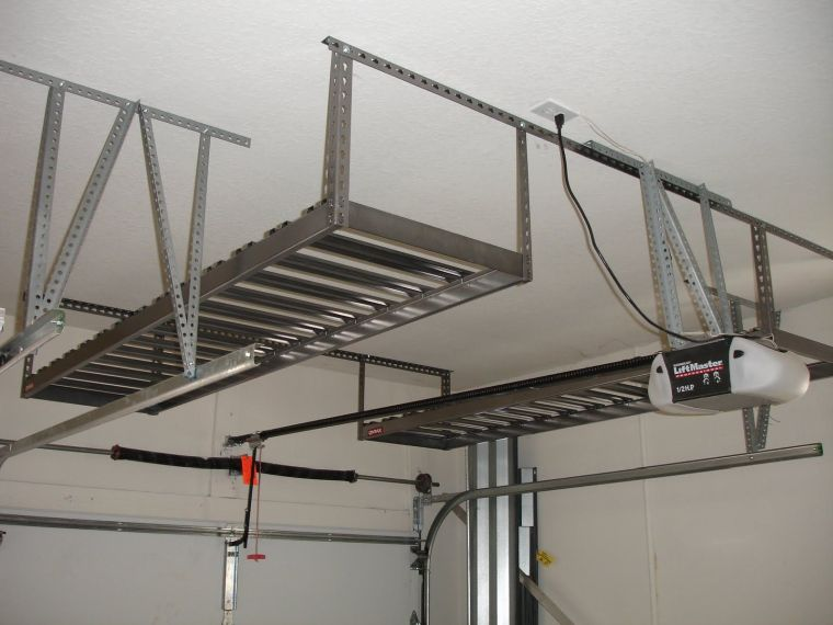 hanging-shelves-ceiling-garage