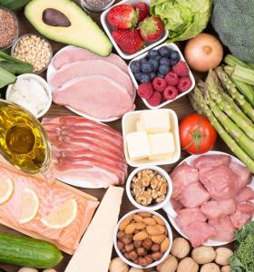 comida-keto-alimentos-frutas-verduras