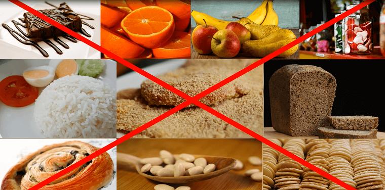 comidas-keto-evitar
