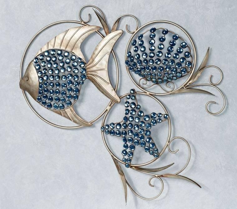conchas marinas decoracion playa
