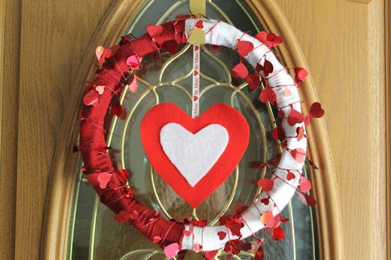 corona hilo corazon