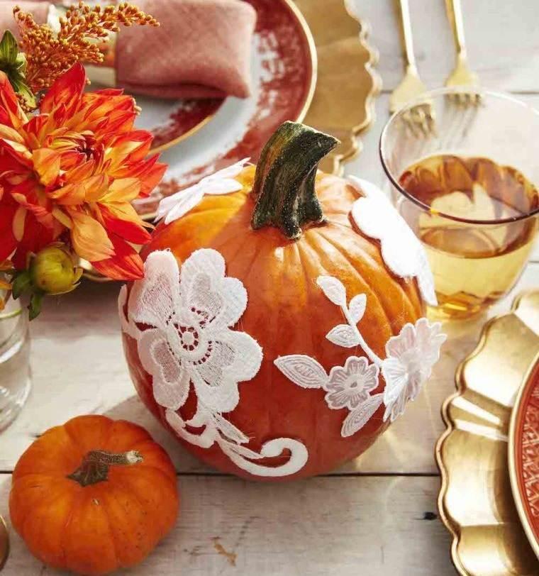 decoración de mesas de comedor diseños