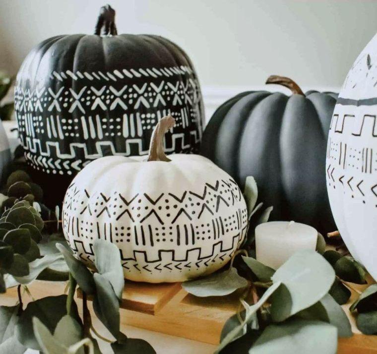 decoración de mesas de comedor halloween