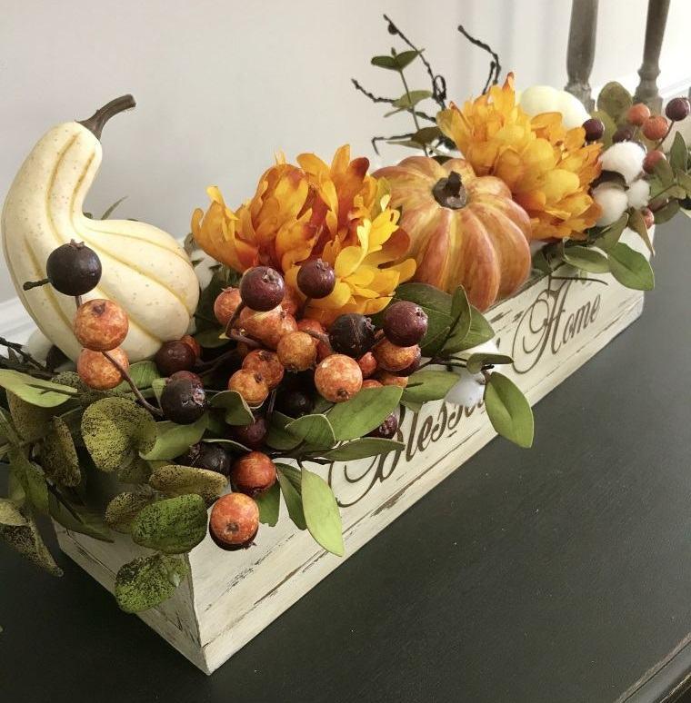 decoración de mesas de comedor texturas