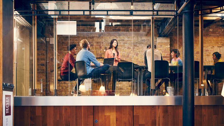 diseño de interiores bienestar empleados
