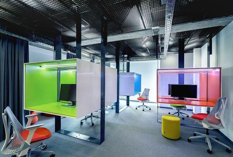 diseño de interiores colores