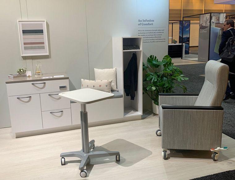 diseño de interiores espacio oficina
