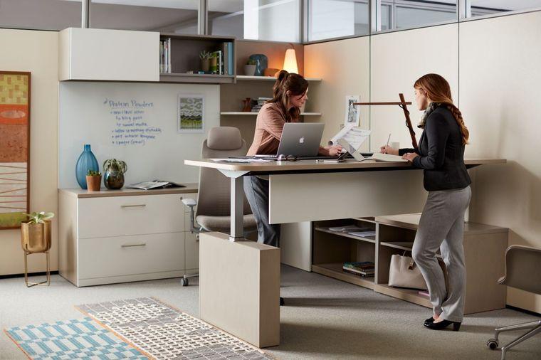 diseño de interiores etetica oficina